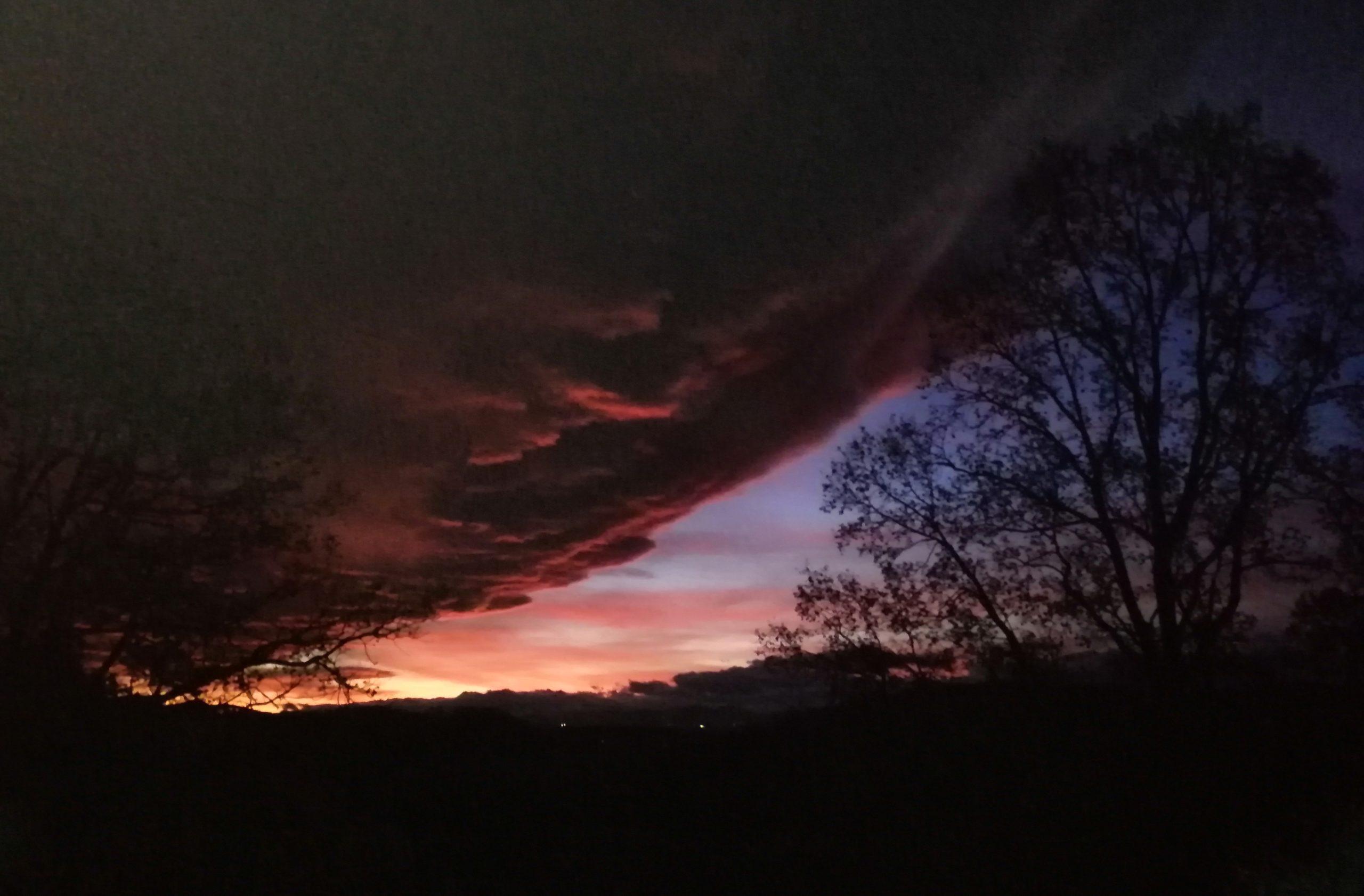 Sonnenaufgang Haslinger