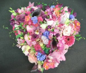 Blumenbinden Haslinger