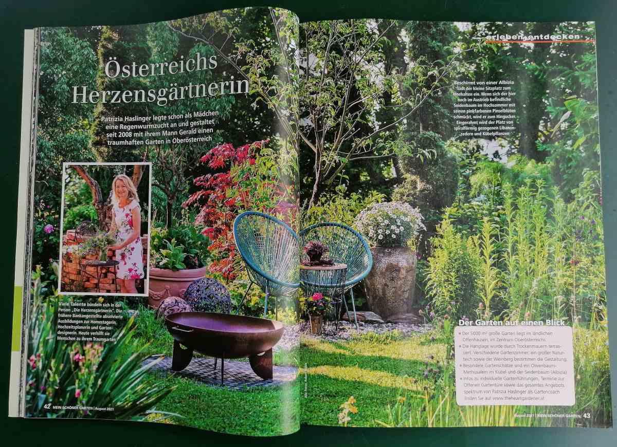 Mein schöner Garten Reportage